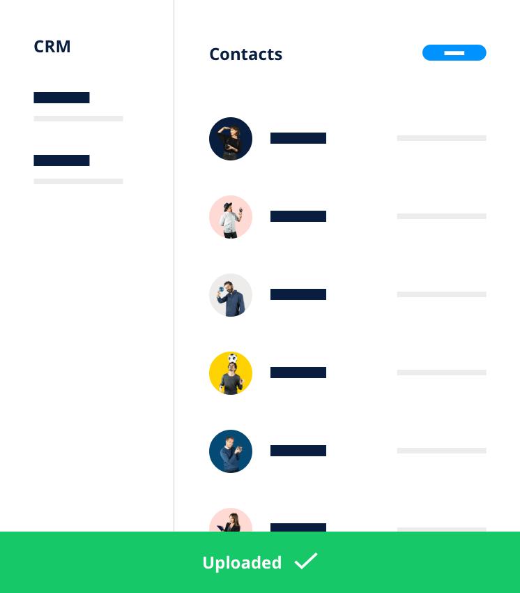 Contatti CRM