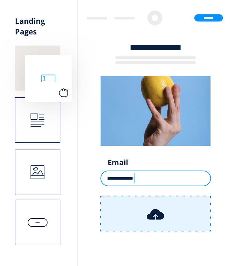 editor-landing-page