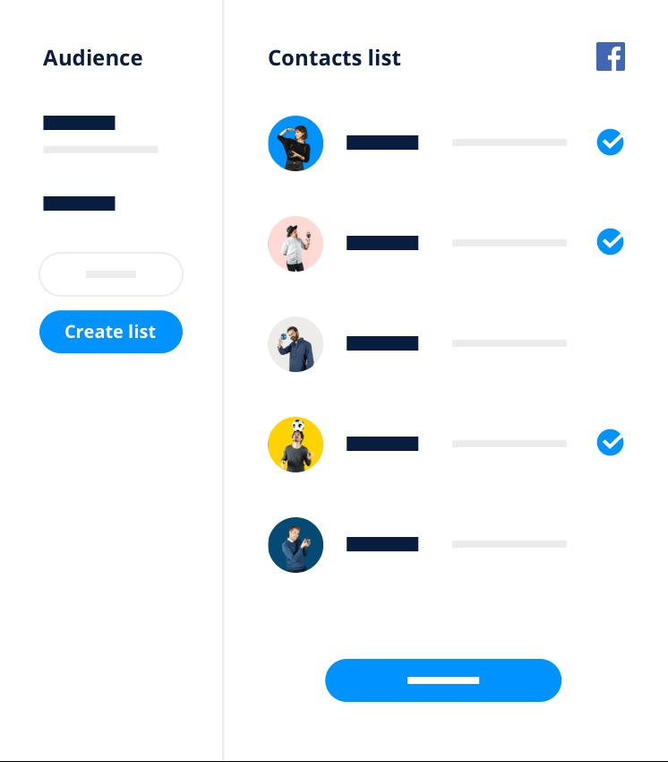 scegli audience