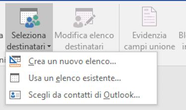Contatti-Outlook
