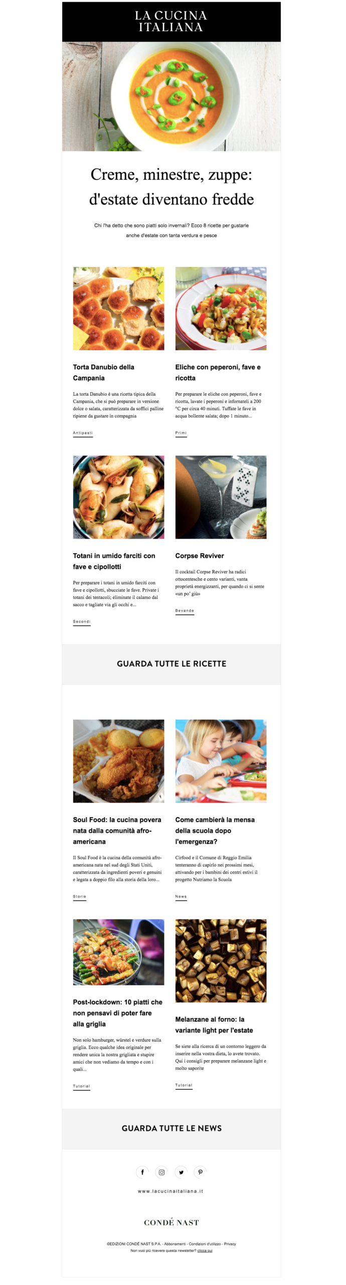 cucinaitaliana_newsletter