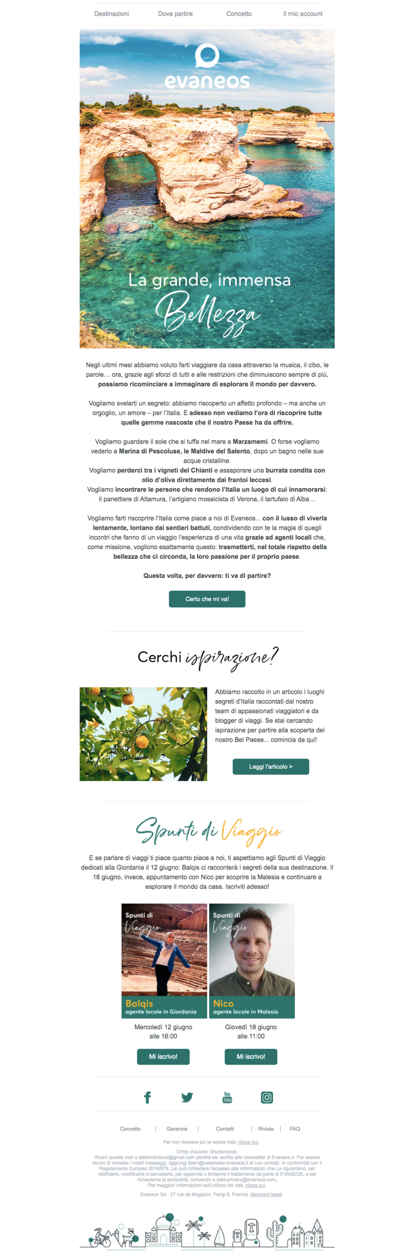 evaneos-newsletter
