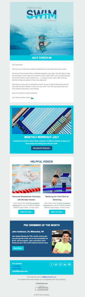 template-blog-media-newsletter-template