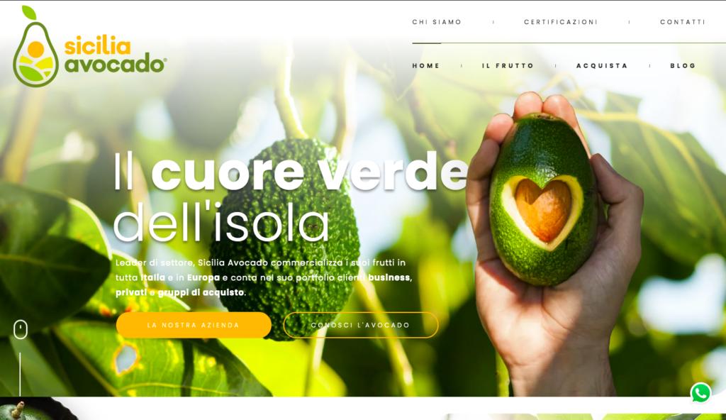 Sicilia-avocado-esempio-ecommerce