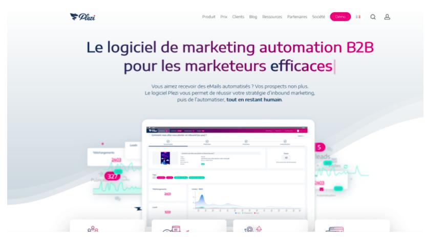 Plezi_marketing_automation