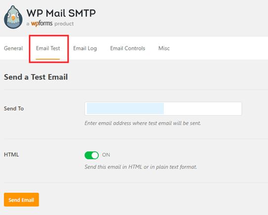 invio_email_test