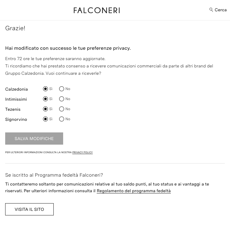 esempio_landing_page_disiscrizione_falconeri