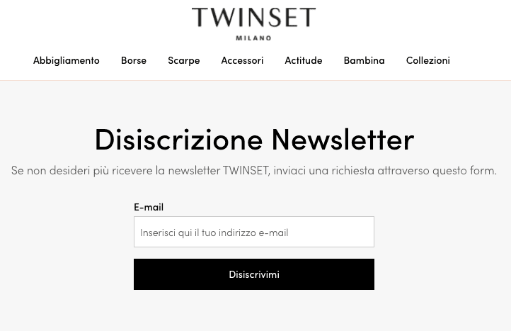 modulo_cancellazione_newsletter_twinset