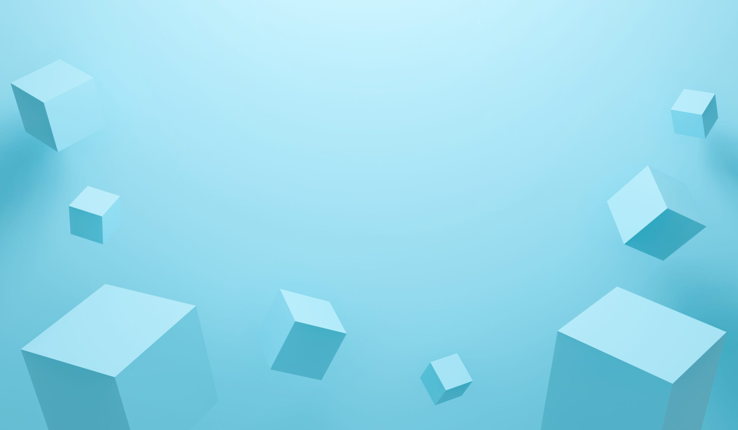 Abstract _3d_cubes_background