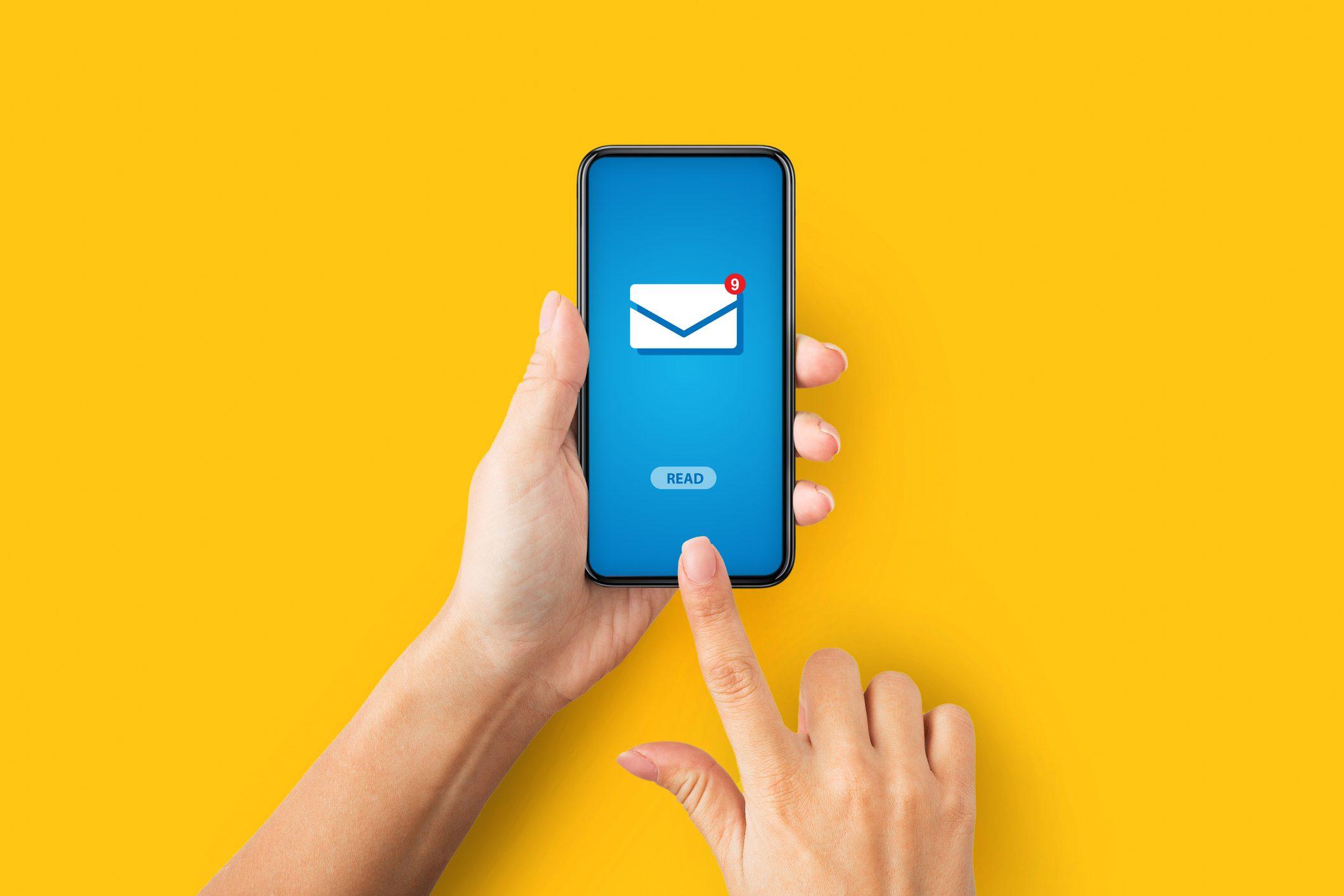 Online-correspondence